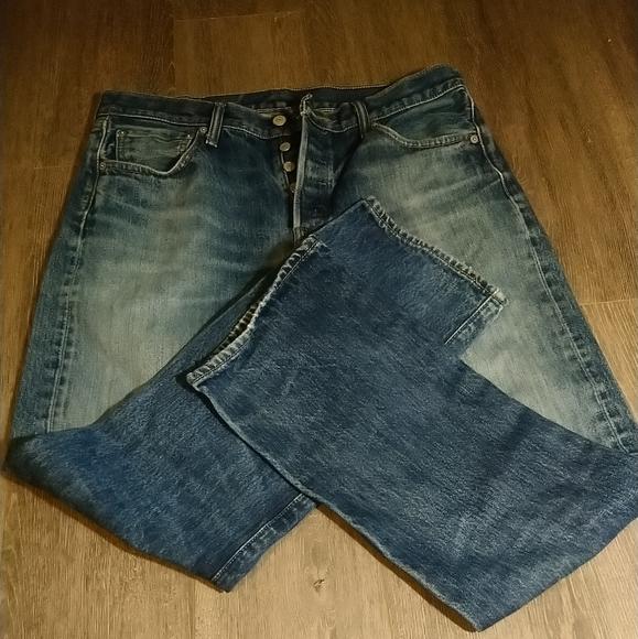 10/50$  ❤️ Levi's jeans W34 L32